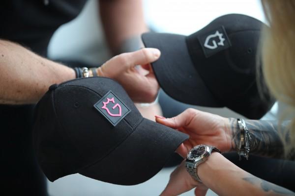 G-Cap mit Logo